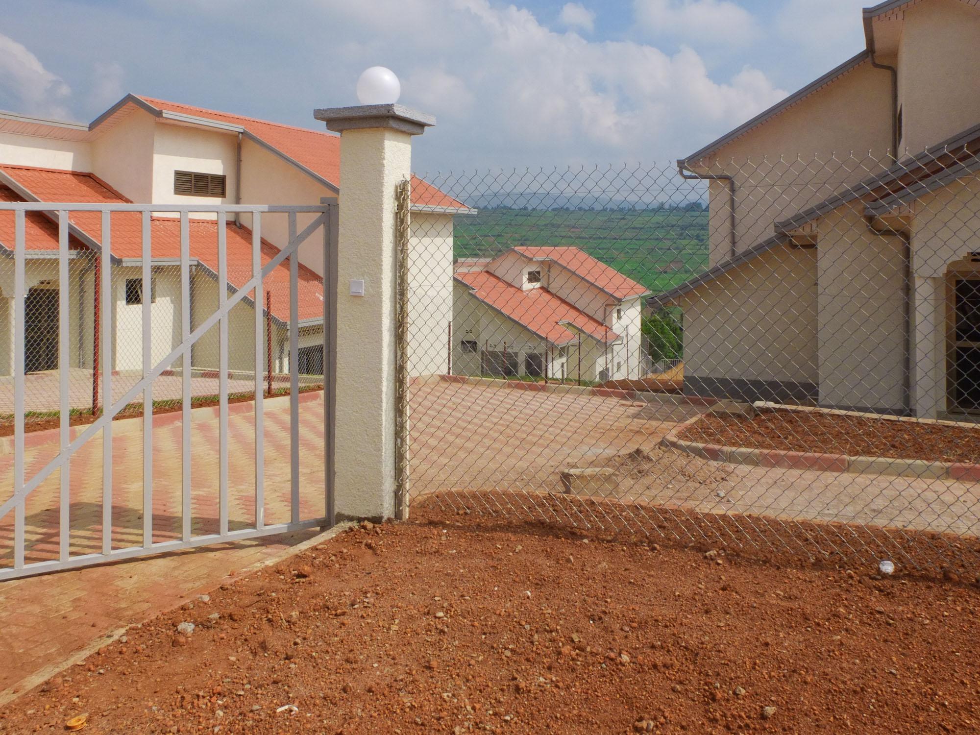 Newly Built Kigali Rwanda December 2011 Christian Jung