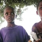 Kids in Katangolo