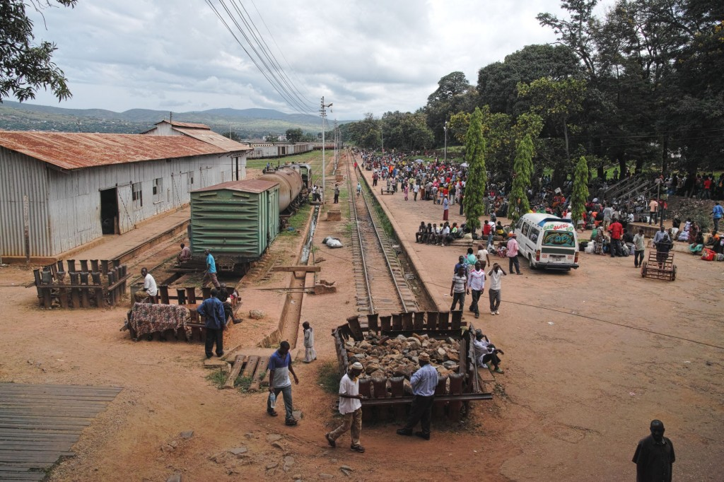 Kigoma station | Christian Jung