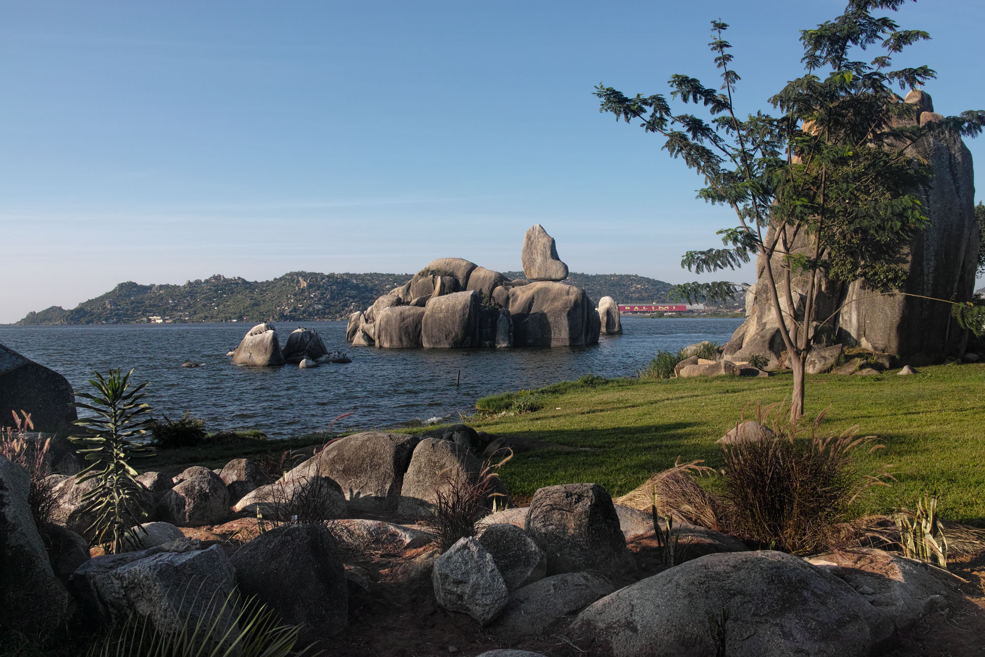 Bismarck Rock Mwanza Tanzania The Bismarck Rock in Mwanza