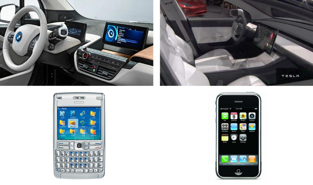 tesla-bmw-iphone-nokia