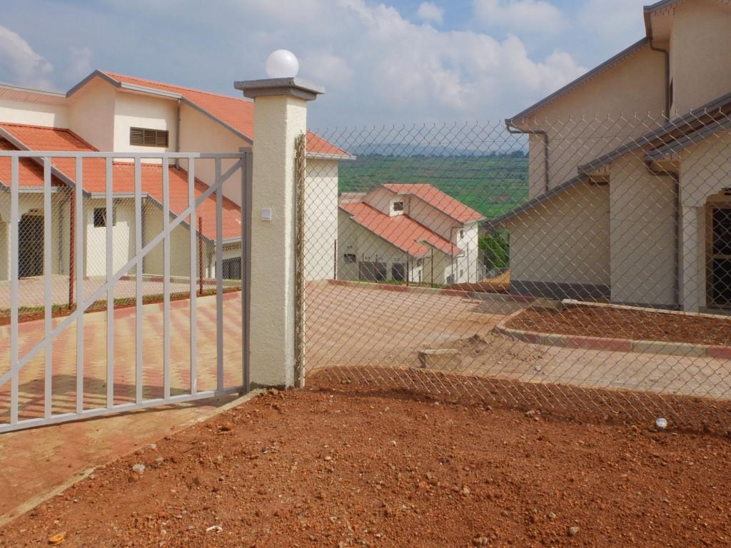 Gaculiro, a newly-built neighborhood in Kigali. Rwanda 2011