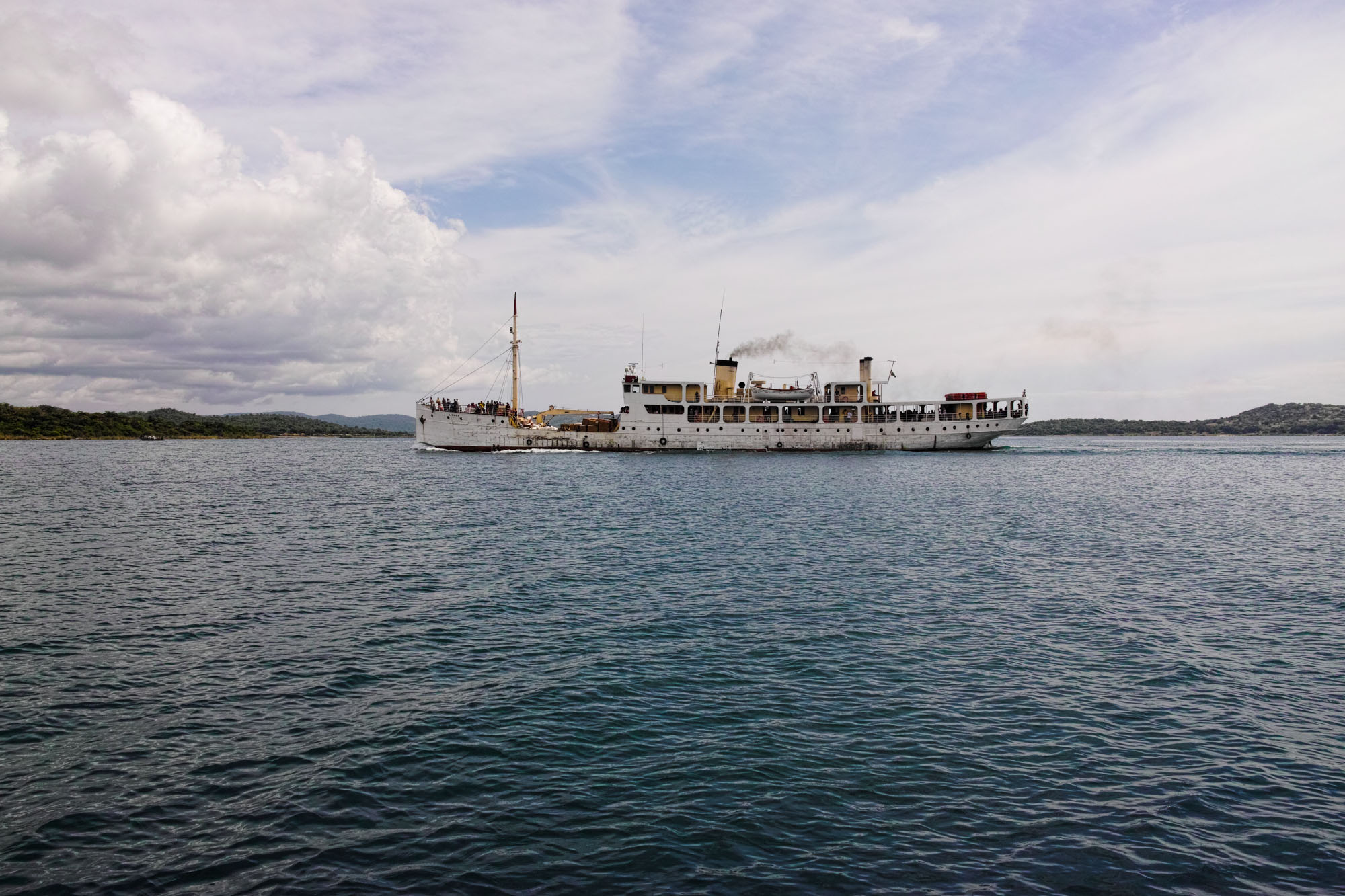 MV Liemba