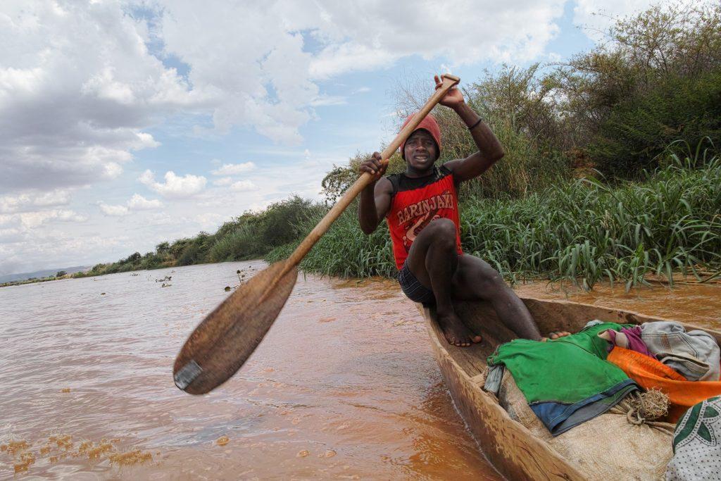 On the Tsiribihina River