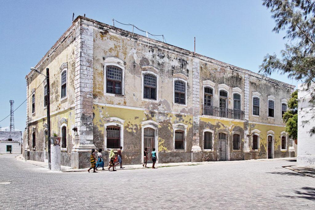 City of Mozambique Island, Portuguese  colonial architecture