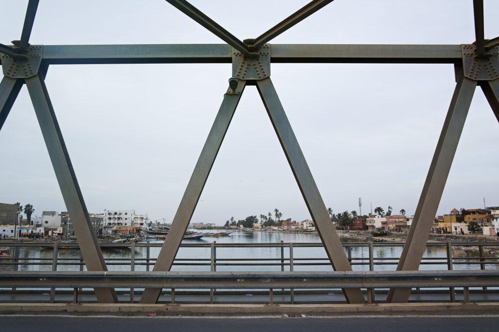 Pont Faidherbe in Saint-Louis